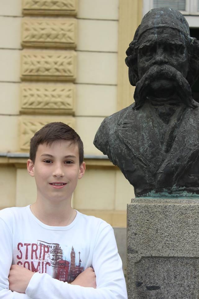 Урош Филиповић освојио III награду на републичком такмичењу из математике