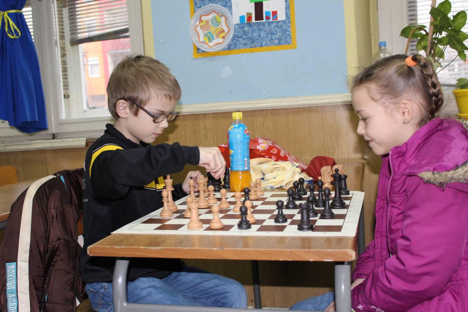 Школско првенство у шаху