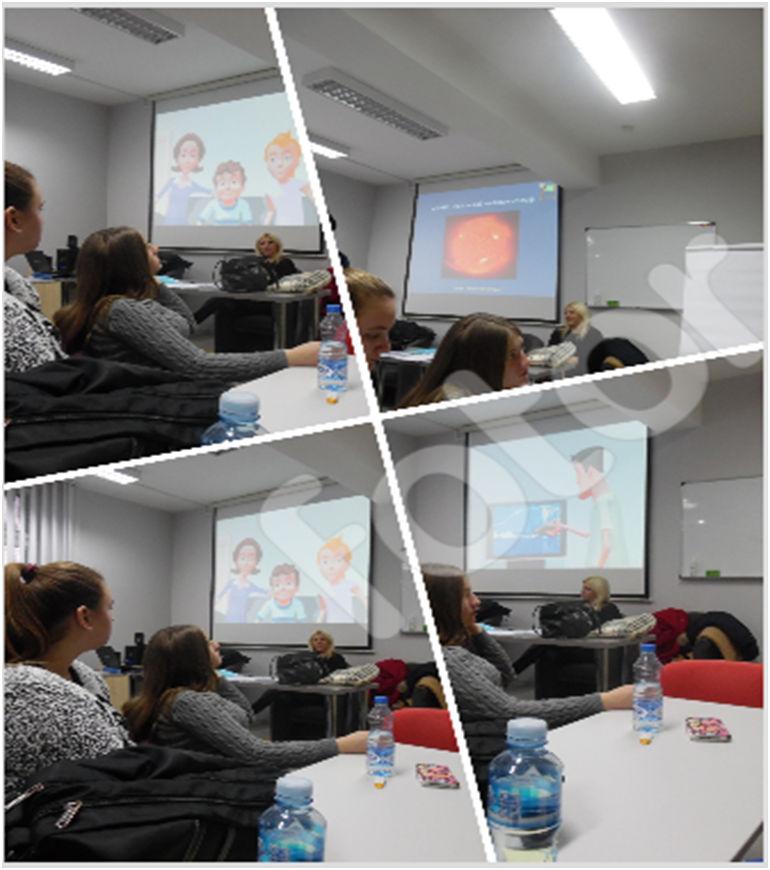 """Предавање """"Обновљиви извори енергије"""" у ЦСУ Шабац"""