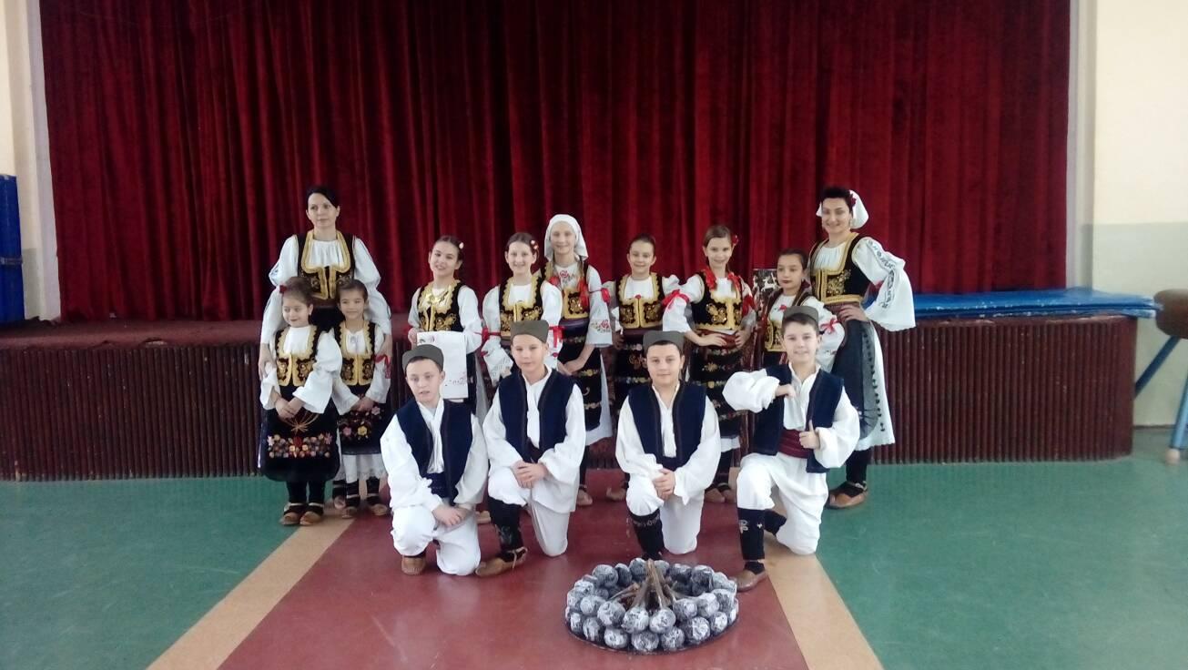 Шабачко прело на Међународном карневалу