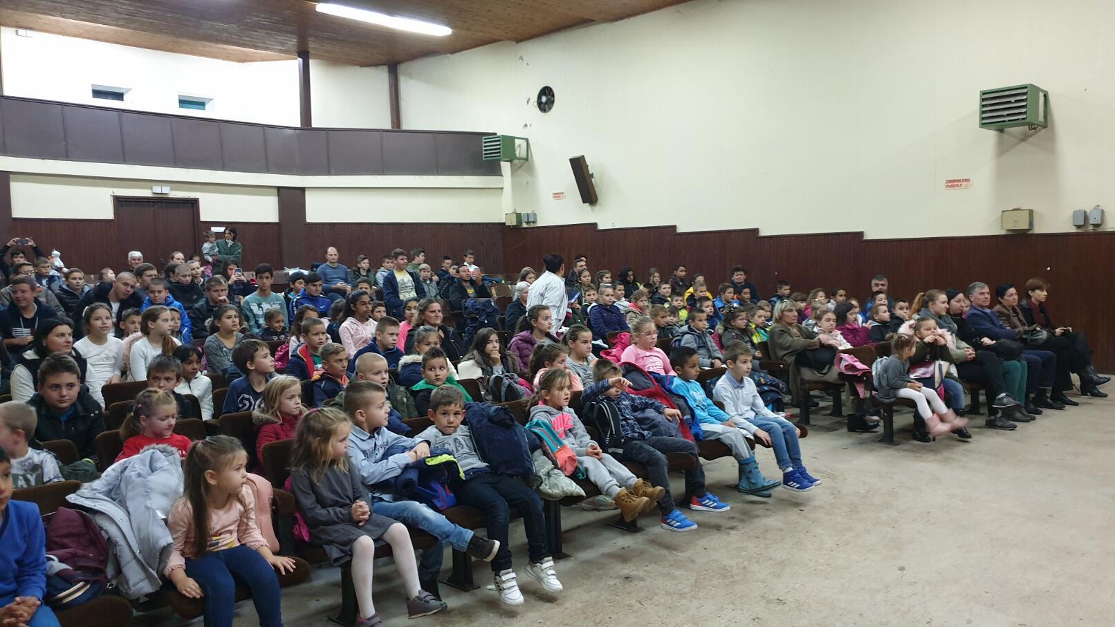 Дан школе у Мачванском Причиновићу