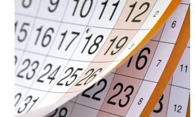 Промена календара образовно-васпитног рада