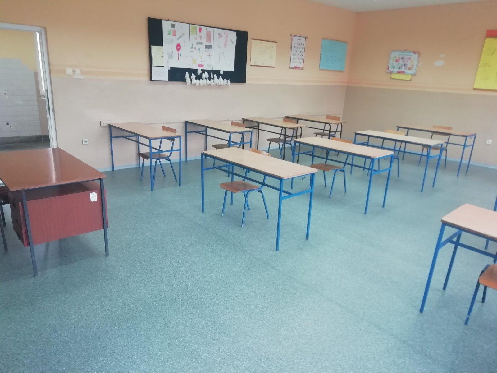 Нова ограда и подови школи у Мачванском Причиновићу