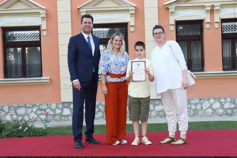 Уручена Видовданска награда