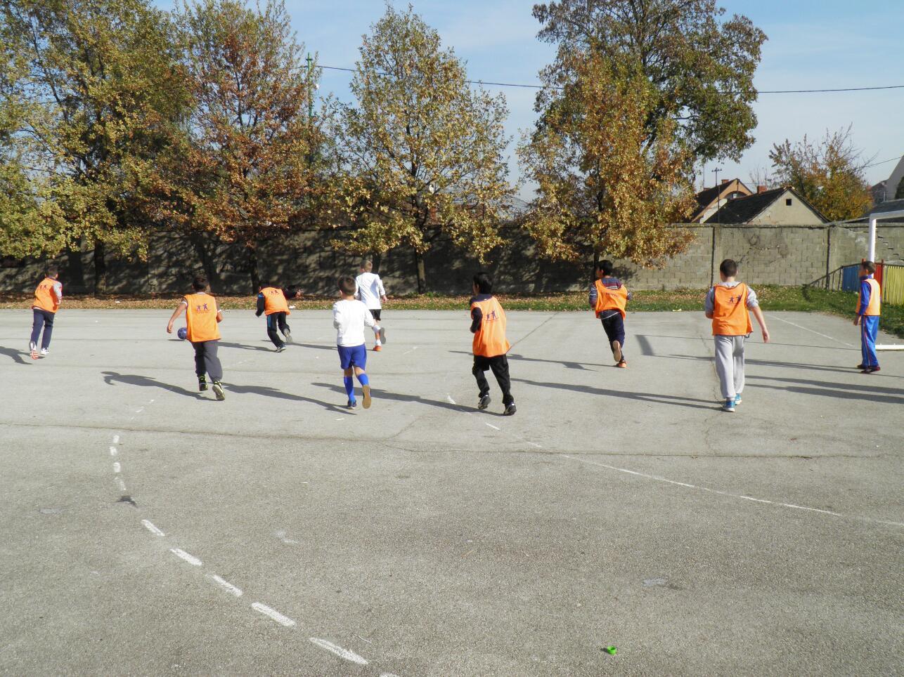 Фудбалски турнир