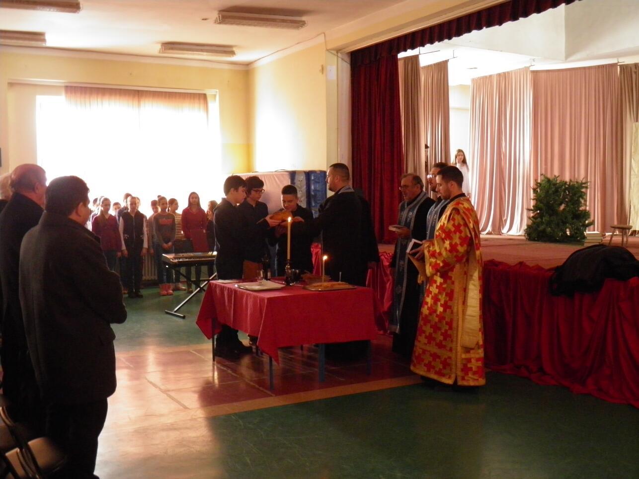 Прославили смо школску славу - Светог Саву